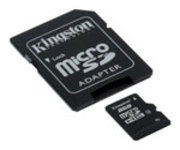 Kingston MicroSD 8GB 1Adaptador