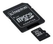 Kingston MicroSD 8GB 1Adaptador