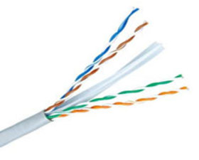 Nano Cable de Red UTP CAT6 Tipo 1m