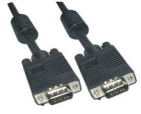 Nano Cable VGA Monitor Tipo M-M 10m