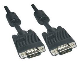 Nano Cable VGA Ferrita Monitor Tipo M-M