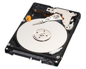 Western Digital 500GB 2.5'' SATA