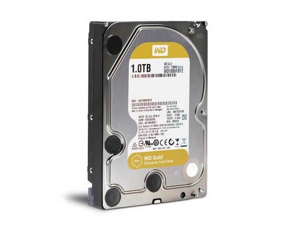 Disco duro Western Digital 1TB 3.5'' SATA RE
