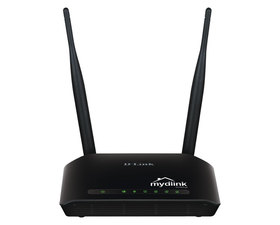 D-Link Router 300Mbps N Cloud Wireless