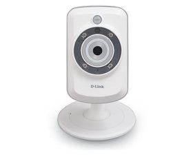 D-Link Camara Wireless N IR H,246 PIR SENSOR MyDLink