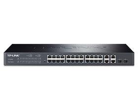 Tp-Link Smart Switch 24 10/100 + 4Gbit