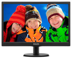 Philips 203V5LSB26 19.5'' HD+ LED