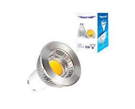 Retto GU10 5W Dicroica LED Luz Fria