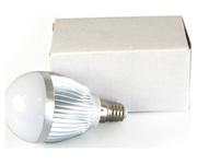 Retto E14 3W Redonda LED Luz Fria
