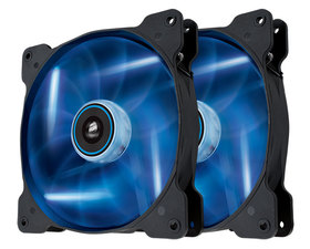 Corsair The Air SP140MM Azul 2uds