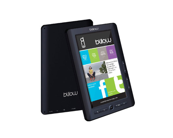 eBook Billow Color 7'' 4GB Negro