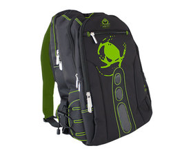 Keep Out Mochila BK7R 15.6'' Verde Gaming