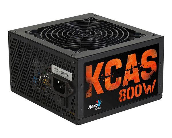 Fuente de alimentación Aerocool Kickass 800W 80+ Bronze