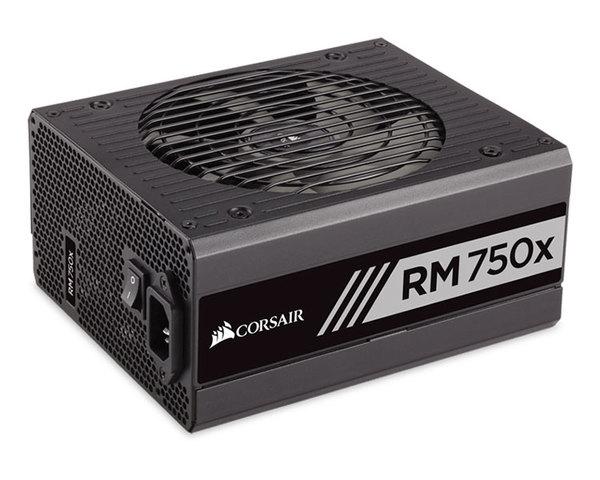 Fuente de alimentación Corsair Enthusiast RM750X 750W Modular