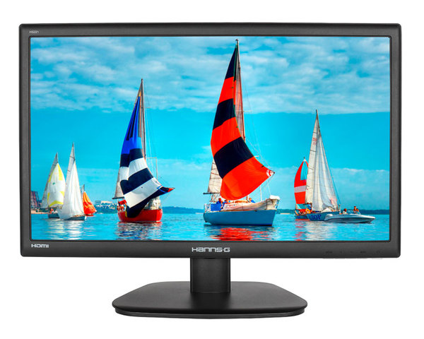Monitor Hannspree HS221HPB 21.5'' FullHD