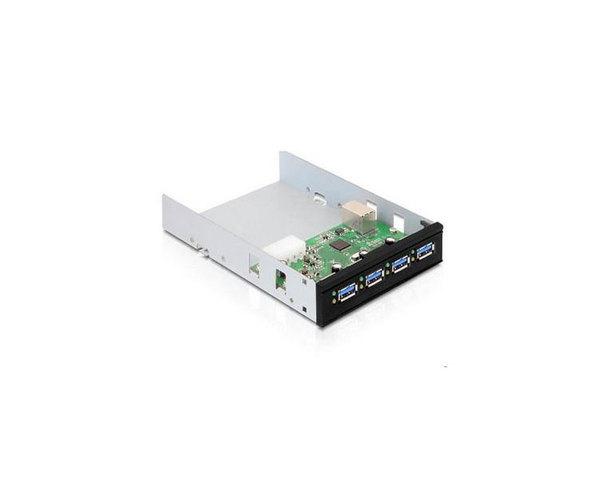 Nano Cable Interno 3.5'' HUB USB3.0 4 Puertos