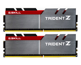 G.Skill Trident Z DDR4 32GB(2X16Kit) 3000MHz CL14