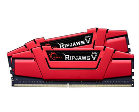 G.Skill Ripjaws V DDR4 8GB(2X4Kit) 2400MHz CL15
