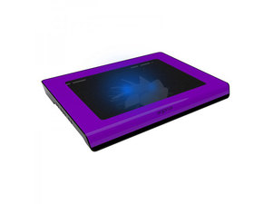 Approx Laptop Cooler Pad Morado 2 LEDS