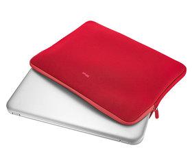 Trust Primo Soft Neopreno 15.6'' Rojo
