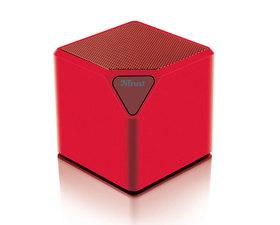 Trust Ziva Bluetooth Rojo