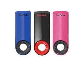 Sandisk Cruzer Dial 16GB (Pack 3 uds)