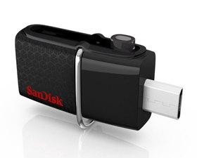Sandisk Ultra Dual 128GB Micro OTG USB3.0