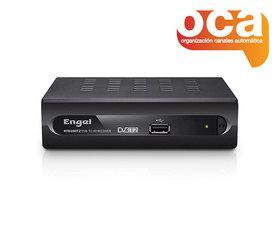 Engel RT6100T2 TDT-T2 HD Grabador