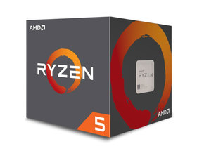 AMD Ryzen 5 1500X 3.5GHz Box AM4