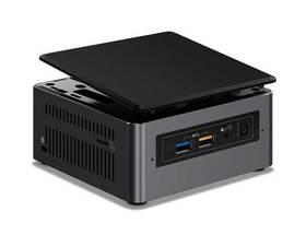 Intel NUC BOXNUC7I5BNH i5-7260U Negro