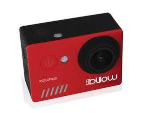 Billow Sport XS550 PRO 4K Rojo