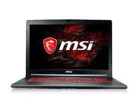 MSI GV72 7RD-1038XES i7-7700HQ/8GB/ 1TB+SSD256GB/ GTX1050/17.3''