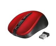 Trust Mydo Wireless Silent Click Rojo