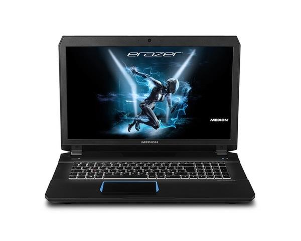 Medion Erazer X7847 i5-6300HQ/32GB/ 1.5TB+SSD256GB/ GTX1060/17.3/''/Win10