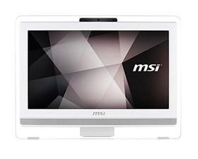 MSI AIO PRO 20T 6M-015XEU G4400/4GB/ 1TB/20''/Táctil Blanco