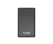 Tooq TQE-2533B 2.5'' USB3.1 Tipo-C Negro