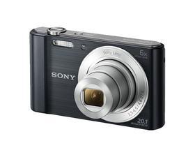 Sony CyberShot DSC-W810B Negro