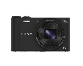 Sony CyberShot DSC-WX350B Negro