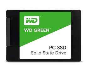 Western Digital Green 3D SSD 120GB