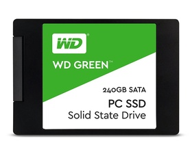 Western Digital Green 3D SSD 240GB