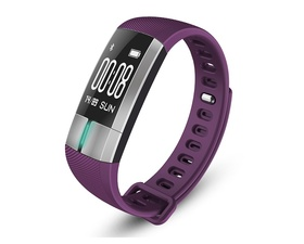 Leotec SmartBand Fitness Heart Violeta