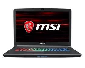 MSI GF72 8RD-007XES i7-8750H/16GB/ 1TB+SSD256GB/ GTX1050 Ti/17.3''