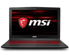 MSI GV62 8RD-011XES i7-8750H/8GB/ 1TB+SSD256GB/ GTX1050 Ti/15.6''
