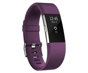 Fitbit Charge 2 S Ciruela/Plata