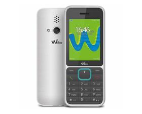 Wiko Riff 3 2.4'' Blanco
