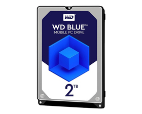 Western Digital 2TB 2.5'' Blue