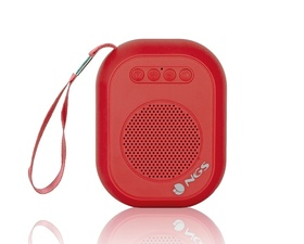 NGS Roller Dice Bluetooth Rojo