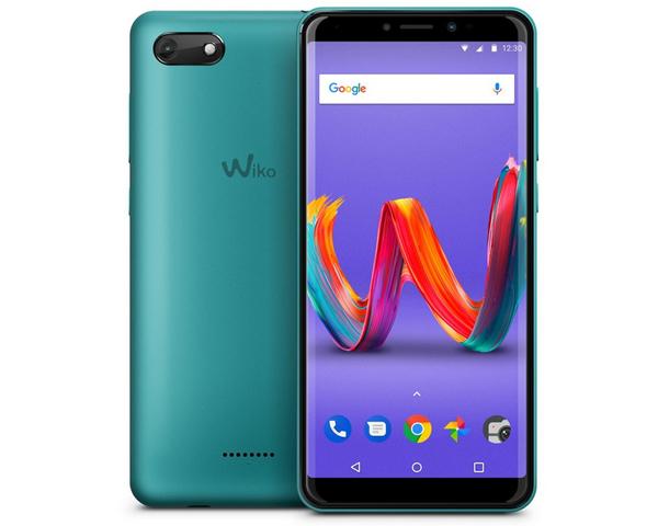 Smartphone Wiko Harry 2 IPS 4G 16GB RAM 2GB Turquesa