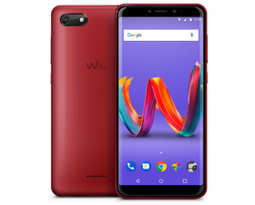 Wiko Harry 2 IPS 4G 16GB RAM 2GB Rojo