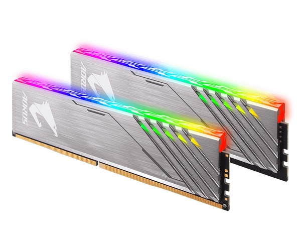 Memoria RAM Gigabyte Aorus DDR4 16GB (2x8GB) 3200MHz RGB